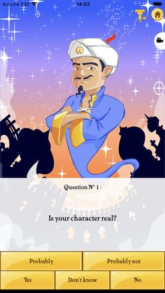 Akinator the Genie APK for Android – Mod Apk Free Download For