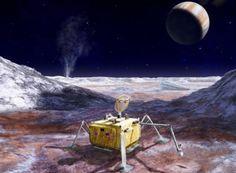NASA revela plano de sonda para pousar em Europa Lua de Júpiter é considerada o melhor candidato a abrigar vida alienígena no Sistema Solar, e será alvo de várias missões na próxima década   Leia mais: http://ufo.com.br/noticias/nasa-revela-plano-de-sonda-para-pousar-em-europa  CRÉDITO: NASA  #NASA #Sonda #Jupiter #Europa #RevistaUFO #UFO