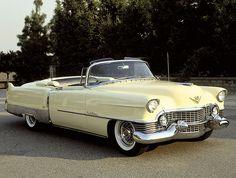 Cadillac Series 62 Eldorado Convertible • 1954