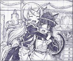 Kirino & Kuroneko - Oreimo