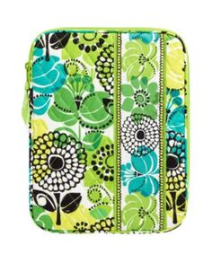 Vera Bradley Tablet Sleeve in Lime s Up  I have this for one of my iPads. dd55e88c035ab