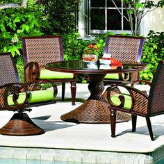 1000 Images About Whitecraft Outdoor Furniture By Woodard On Pinterest Wicker Wicker Patio