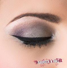 Look Stiletto de la colección Barrock'n'roll de Ten Image de Cazcarra #makeup #maquillaje #eyes #eyeshadow