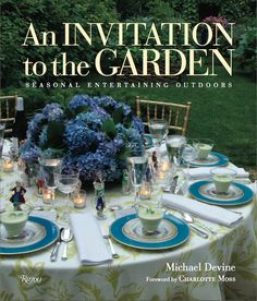 An Invitation to the Garden from Michael Devine