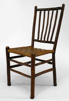 Rustic Old Hickory seating chair/set hickory Antiques Online, Antiques For Sale, Old Hickory, Antique Furniture, Dining Chairs, Rustic, Home Decor, Country Primitive, Decoration Home