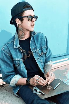 T. Mills,can't wait to see him at Warped this year.