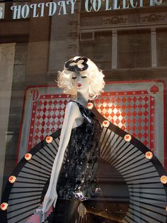 Diesel - Dec. 2012 -  NY via Beautiful Window Displays!