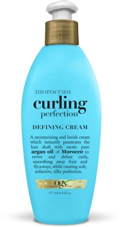 OGX Moroccan Curling Perfection Defining Cream Ulta.com - Cosmetics, Fragrance, Salon and Beauty Gifts
