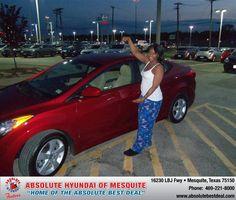 #HappyBirthday to Claranisha Carraby from Kevin Beasley  at Absolute Hyundai!