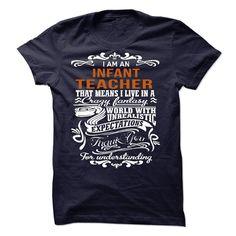 Infant Teacher T-Shirts, Hoodies, Sweaters