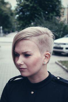 Haircut, headshave
