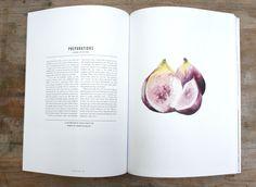 Kinfolk fig magazine layout | minimalist white space