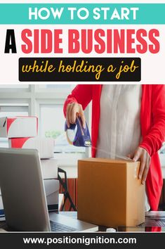 One can start a business while holding down a job. It will not be easy, but it isn't impossible either.Given in the list below are some excellent strategies that will help in accomplishing this tough feat. Legit Work From Home, Work From Home Jobs, Branding Your Business, Business Names, Make Money Blogging, Way To Make Money, Feeling Discouraged, Business Checks, Job Work