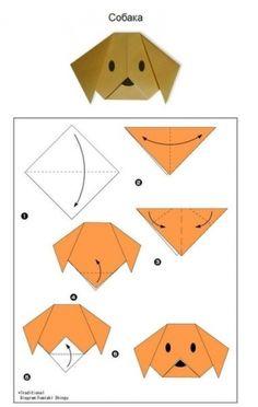 Оригами - Поделки с детьми | Деткиподелки