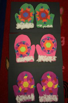 Mrs. Lee's Kindergarten: The Mitten