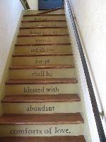 stair words