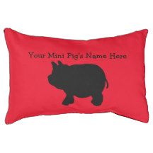 Your Custom Indoor Mini Pig Bed Dog Bed
