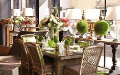 oka interiors dining room