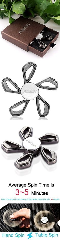 Other Games 234 Meecoo Fid Spinner Toy Titanium Mini Finger