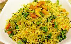 Indiai fűszeres rizs (biryani) Hungarian Food, Hungarian Recipes, Fried Rice, Ethnic Recipes, Cilantro, Hungarian Cuisine, Nasi Goreng, Stir Fry Rice