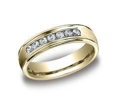 Siemer Jewelers RECF516516YG Benchmark