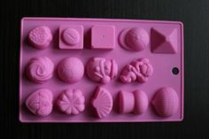 Chocolate molds 2 Silicone Chocolate Mold Cake Craft Candy Baking molds *** To view further for this item, visit the image link.