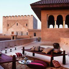 Reserve Ksar Char-Bagh Marrakech, Morocco at Tablet Hotels
