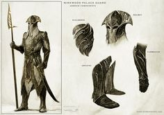 The_Hobbit_The_Desolation_of_Smaug_Concept_Art_Mirkwood_PalaceGuard_Components_NK.jpg 1 273×900 pixels