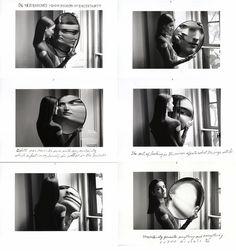 Duane Michals 3/? Mirrors of Uncertainty