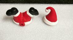 Santa Pants & hat_ sugar art_fondant figurine South Africa email: liankaerasmus@gmail.com