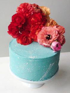 Featured Photographer: Natalie Nakai, Featured Wedding Cake: Knead to Make