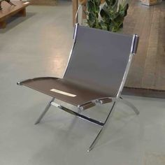 Sessel Easy Leder braun / schwarz verkromte B. € 495,00 - Yelp Outdoor Chairs, Outdoor Furniture, Outdoor Decor, Sun Lounger, Interior, Easy, Home Decor, Armchair, Get Tan