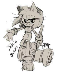 Boom Amy!