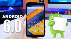 Here is the most simplified method to flash the Android 6.0 Marshmallow Factory Image on you Nexus device. Lets taste the sweet taste of marshmallow today.