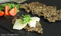 Nutty Crackers – Narin's World of Taste – Inspired by the South African cook book The Real Meal Revolution, these crackers are a perfect carb-free alternative to wheat crackers as snacks or alongside an appetizer. You can enjoy them with any kind of dip or crème. I love to serve those crackers with tuna crème and some olives, which is always very well received by our guests. Combined with...