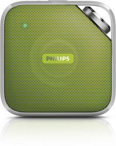 Philips wireless portable speaker BT2500L | Flickr - Photo Sharing!