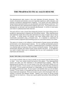 resume templates pharmaceutical sales resume templates pharmaceutical sales - Entry Level Sales Resume Sample