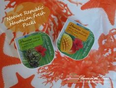 Review: Nature Republic Fresh Hawaiian Mango Pack
