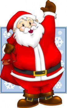 how to draw santa - Santa Santa Claus