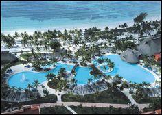 Barcelo Maya all - inclusive Beach Resort in Playa Del Carmen. Spent 7 wonderful days here