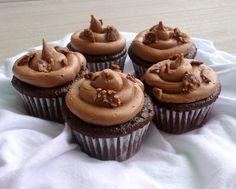 DELICIOUS Nutella Cupcake Recipe