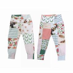 have you seen your n e w spring fling leggings?! Every pair is different & unique!