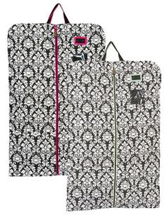 Equine Couture Damask Garment Bag | ChickSaddlery.com