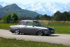VW Notchback (Type 3, 1600L)