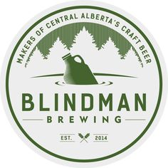 "Blindman Brewing Co. - Eclipse porter 4,""% REAL ALE hana"