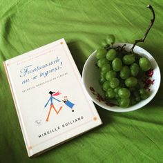 A lovely book about how & why french women don't get fat.