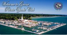 Grosse Pointe Yacht Club, Grosse Pointe, Michigan, USA