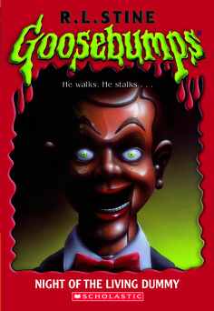 NEW YORK—Children's author R.L. Stine broke his long-held media silence Monday to announce that Slappy, the evil ventriloquist's dummy from the Goosebumps Night Of The Living Dummy trilogy, was a homosexual. Horror Books, Horror Movies, Horror Art, Slappy The Dummy, Good Books, My Books, Library Books, Joker, Swag