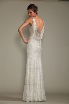 liquid beaded evening gowns - Google Search
