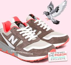 New Balance - The Pigeon